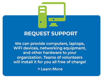 Request Support - Ed Tech of WNY